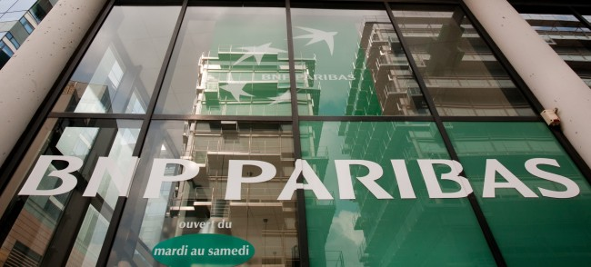 affaire bnp paribas