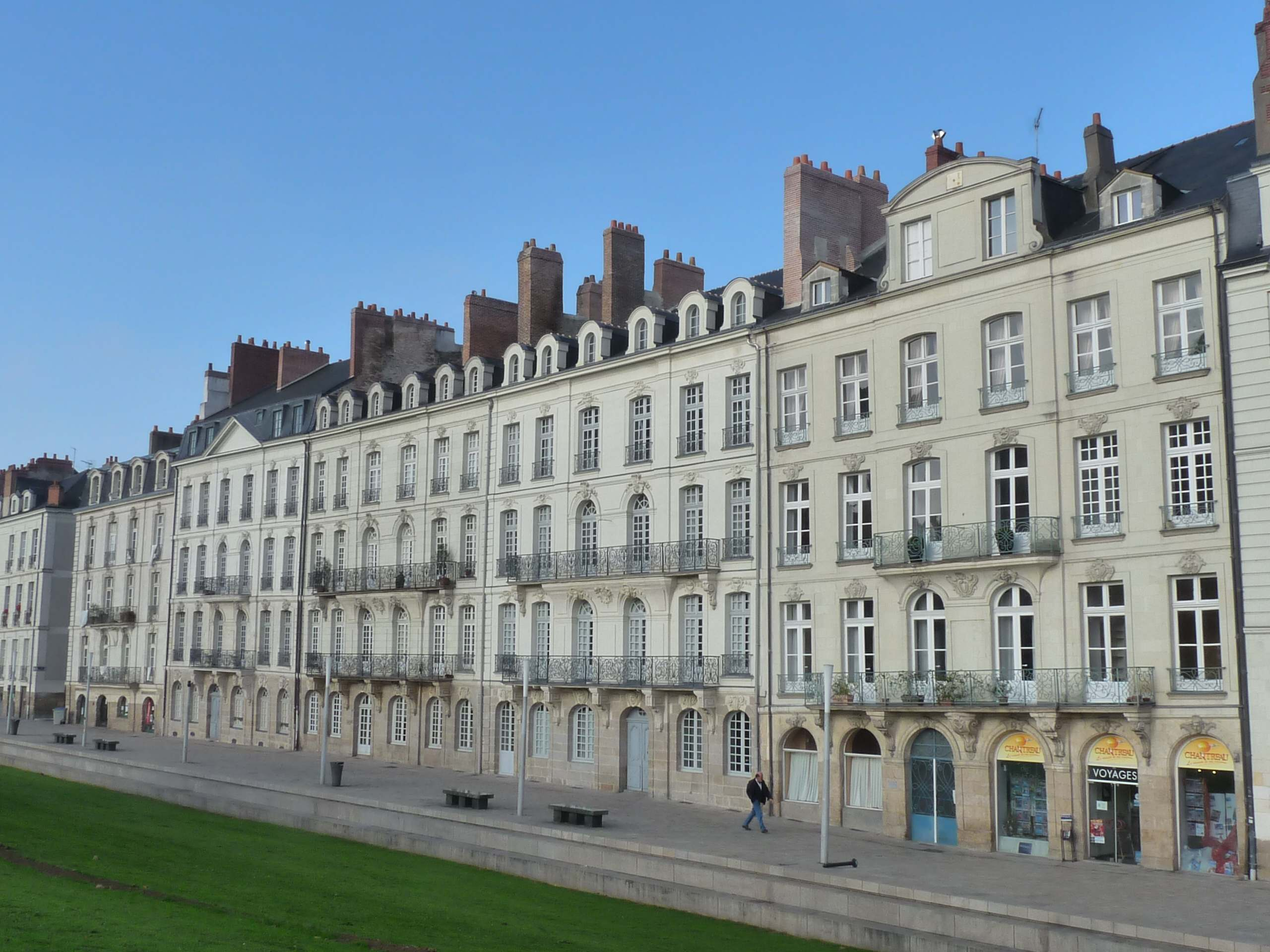 Nantes est il un eldorado immobilier for Piscine nantes
