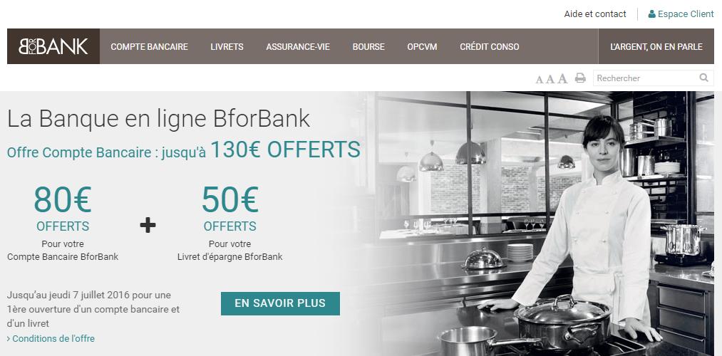 bforbank banque en ligne la conqu te des clients les plus exigeants. Black Bedroom Furniture Sets. Home Design Ideas