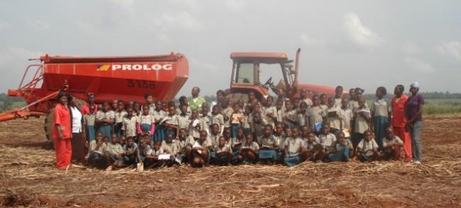 Initiative Somdiaa en Afrique pour l'agriculture