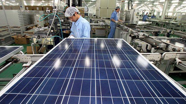 panneaux solaires chinois l union europ enne doit elle vraiment contre attaquer. Black Bedroom Furniture Sets. Home Design Ideas