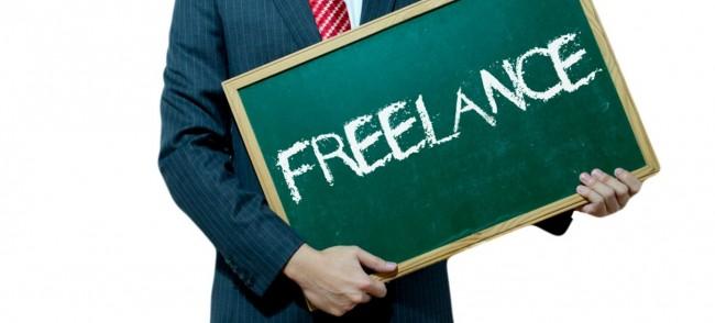 freelance travailleur indépendant
